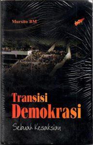 Book Cover: Transisi Demokrasi