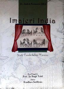 Book Cover: Imajeri India Studi Tanda dalam Wacana