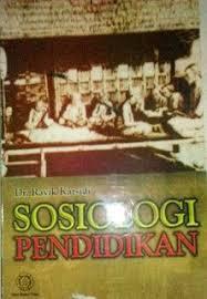 Book Cover: Sosiologi Pendidikan
