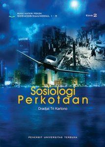 Book Cover: Sosiologi Perkotaan